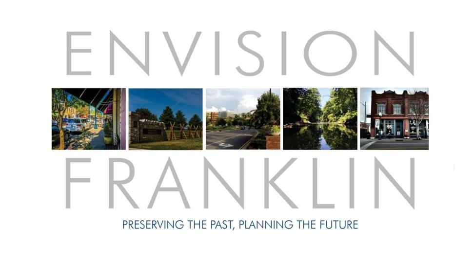 Envision Franklin Cover