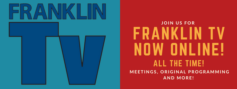 Franklin TV now ONLINE