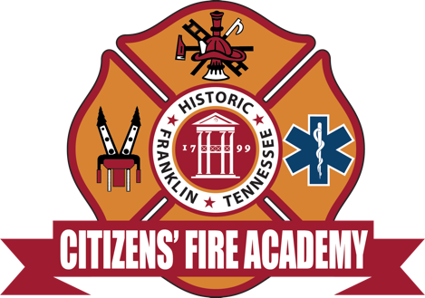 FFD Citizens' Fire Academy logo