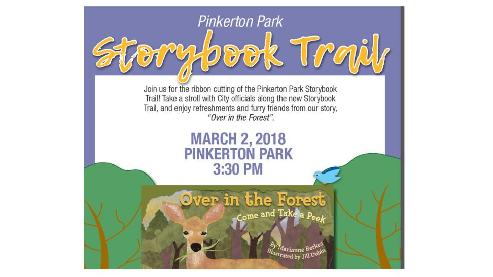 Storybook Trail Invite