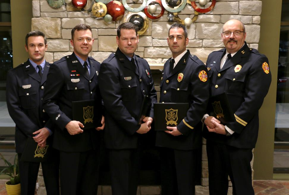 Meritorious Service Award Recipients