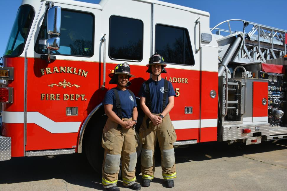 FFD Recruit Firefighters