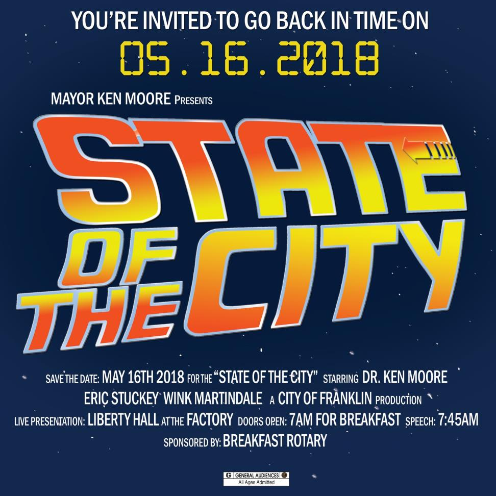 State of the City 2018 logo