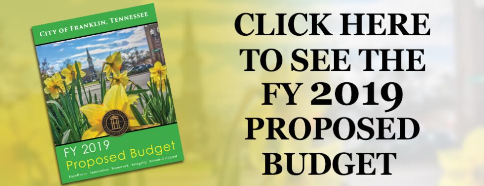 Proposed Budget Web Banner