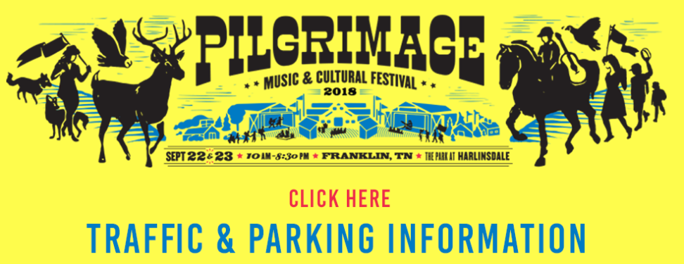 Pilgrimage Traffic and Parking Info