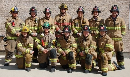 2011 Recruit firefighting class