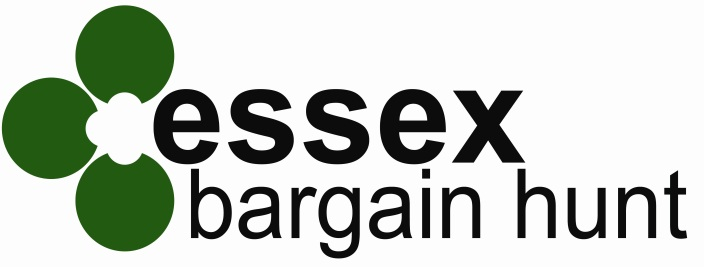 Essex Bargain Hunt logo