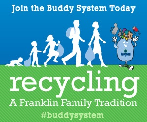 Recycling a Franklin Family tradition