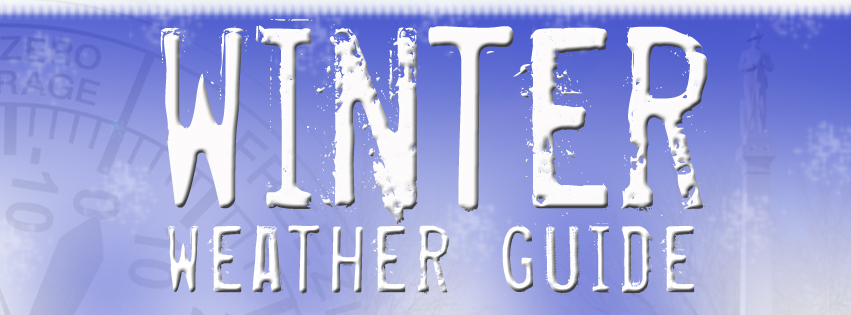 Winter Weather Guide
