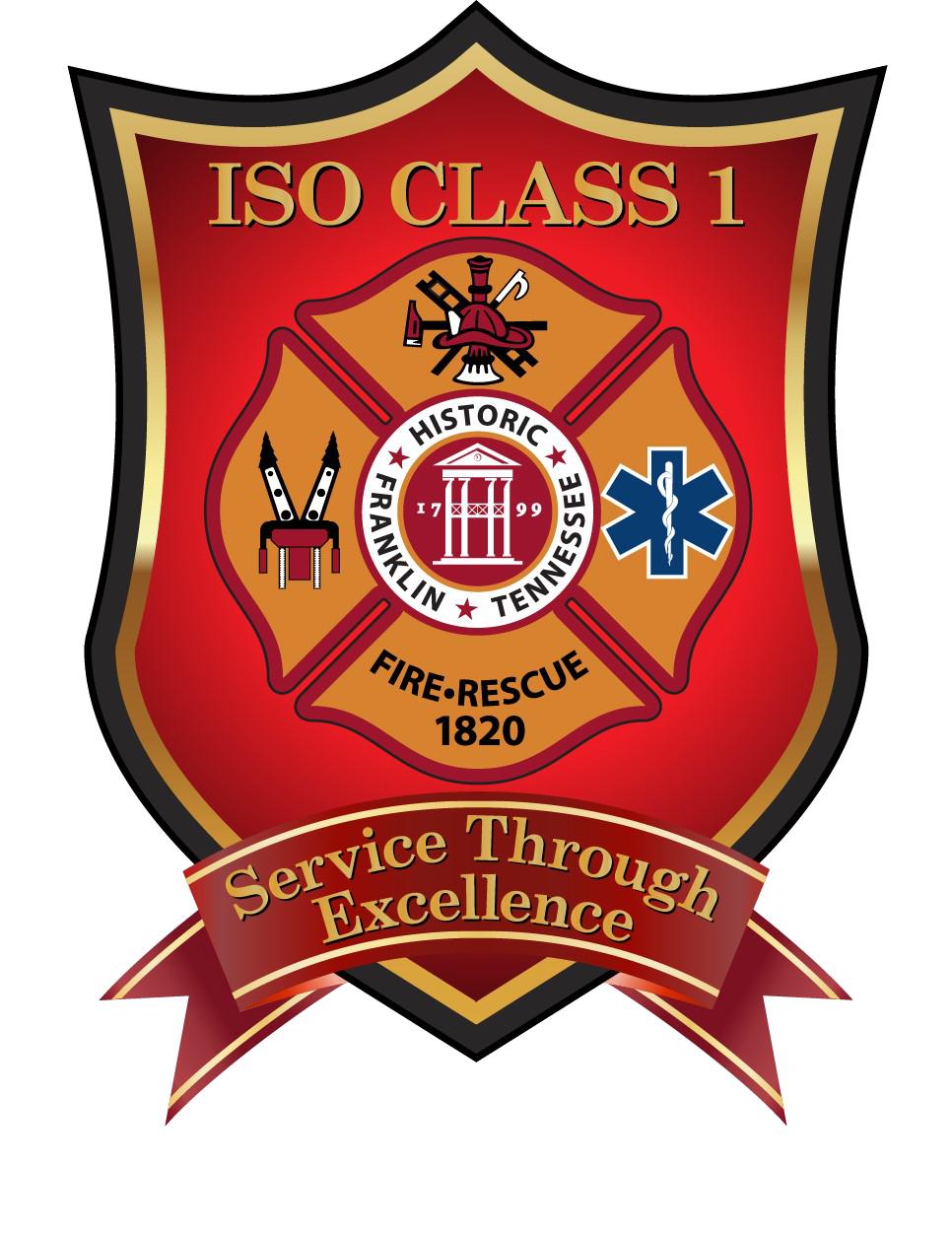 ISO Class1 Logo