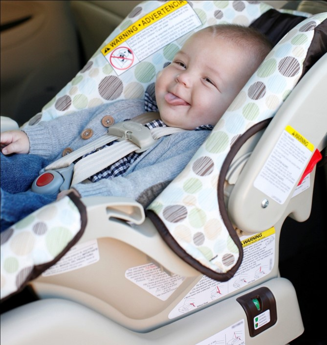Child In Seat 2
