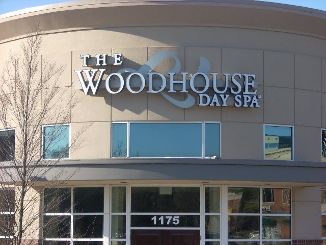 Photo of Woodhouse Day Spa Signage (Correct Signage)