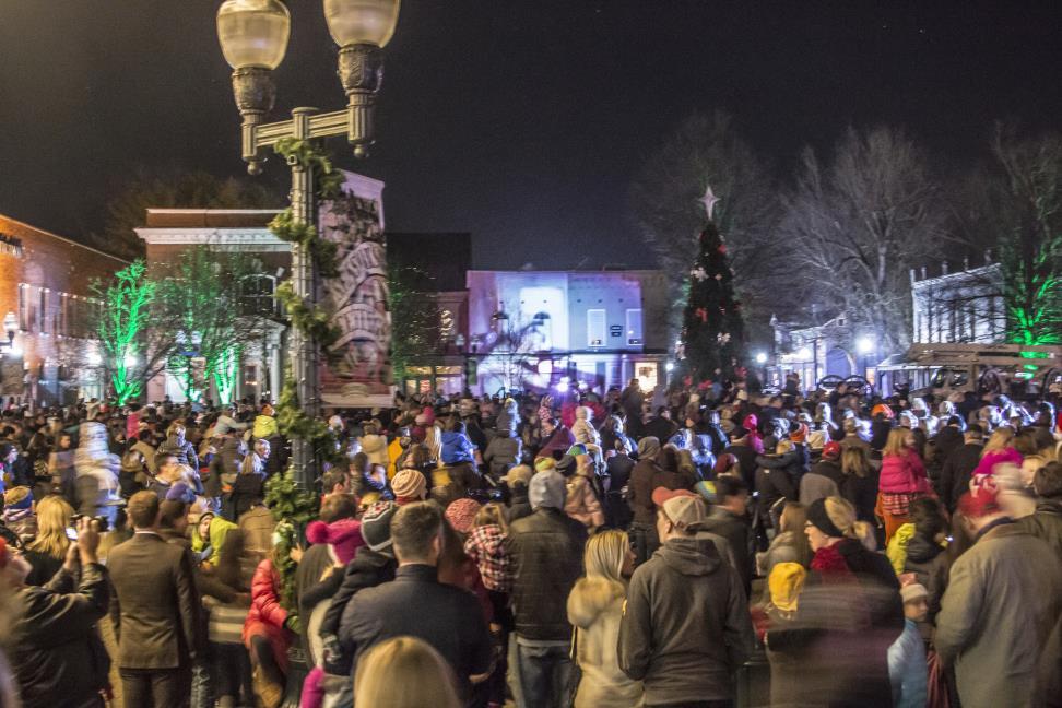Franklin Tree Lighting Ceremony To Hen December 1st