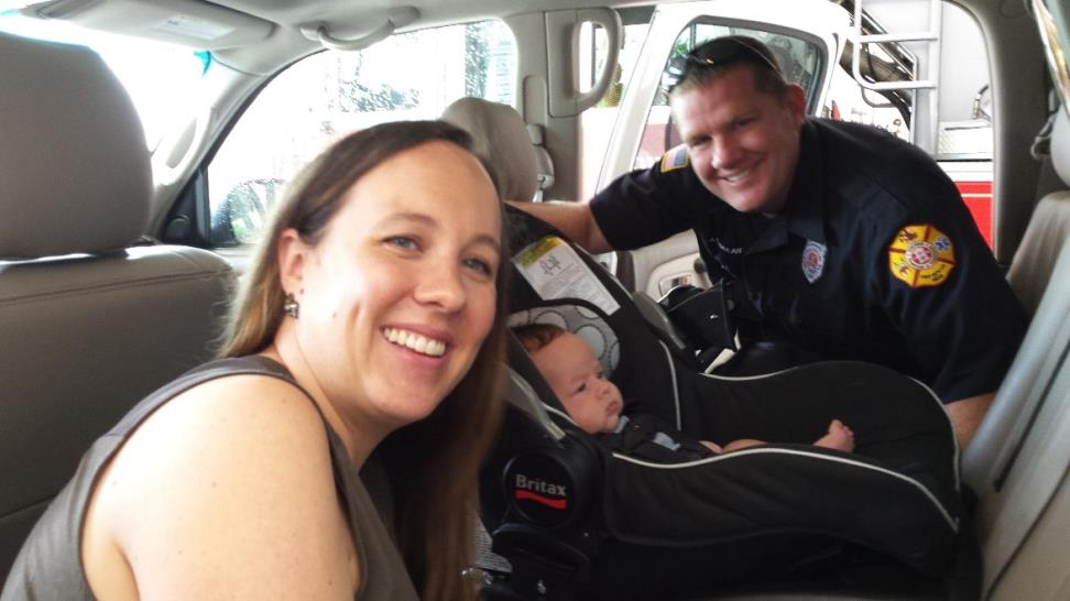 FFD Car Seat Check Up Event