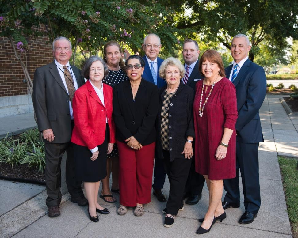 Photo of all aldermen 2018
