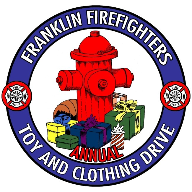 Franklin Firefighters' Annual Toy & Clothing Drive