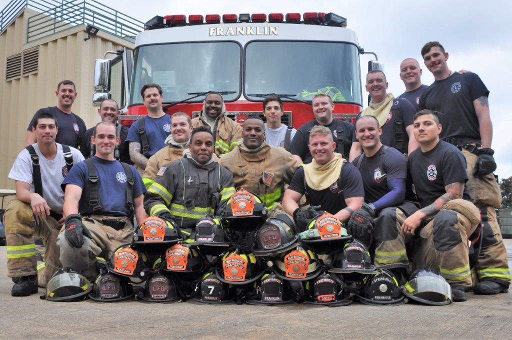 FFD Firefighter Recruit Class 2018-2