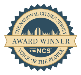 National Citizens Survey Voice of the People Award