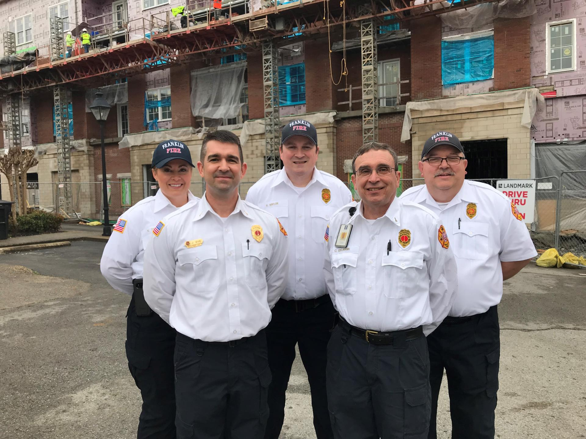 Franklin Fire Inspectors