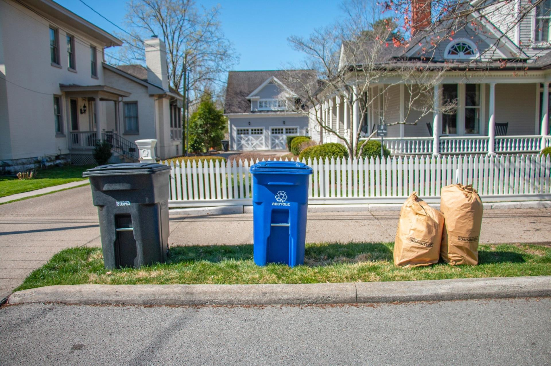 Franklin Approves Moving to Blue Bins in 2020