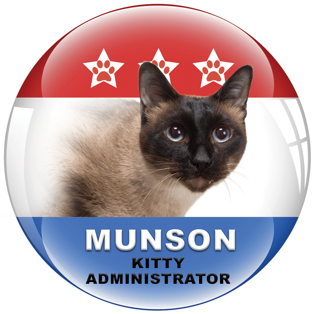 Munson Kitty Administrator