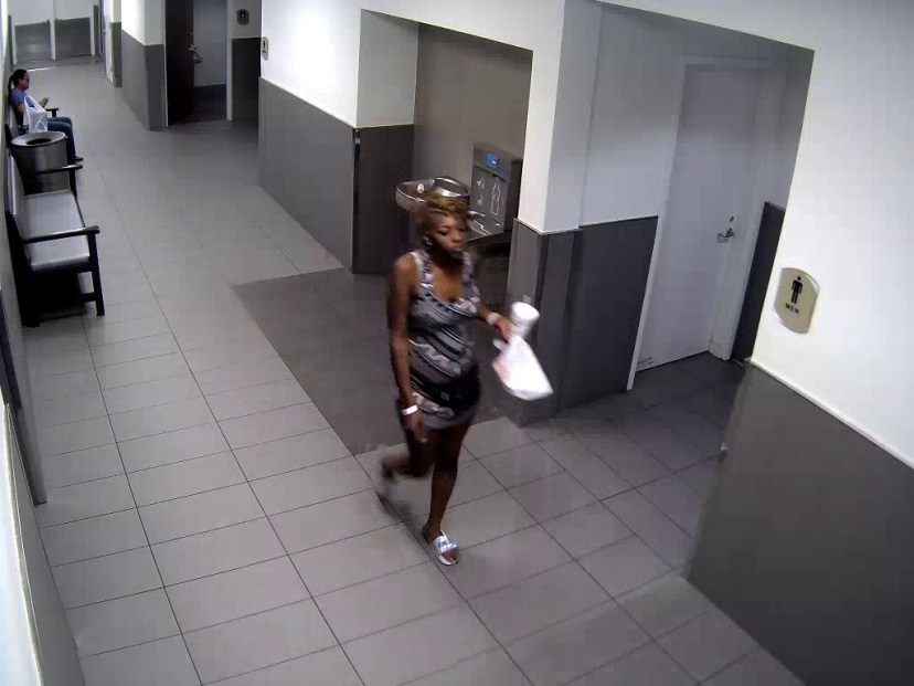 Crime Stoppers cash offered for ID of woman wanted for questioning in credit card case
