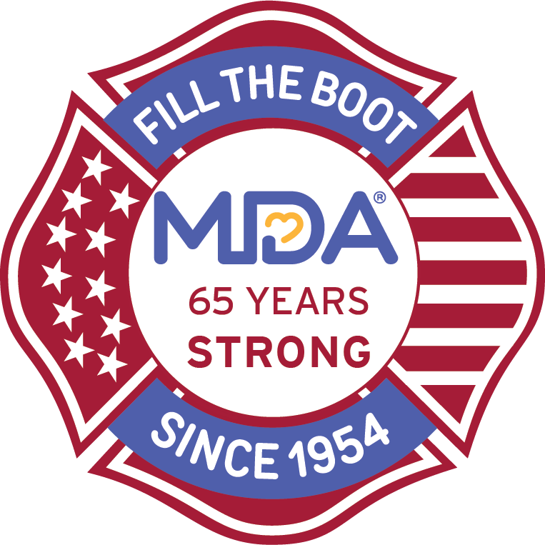 MDA Fill the Boot 65 Years