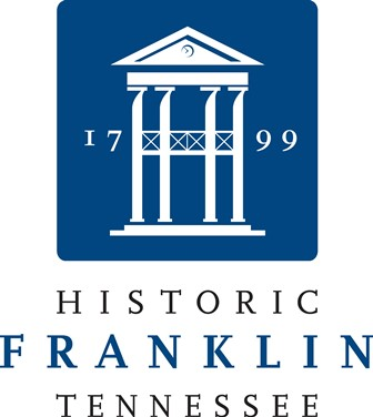 City of Franklin TN blue logo