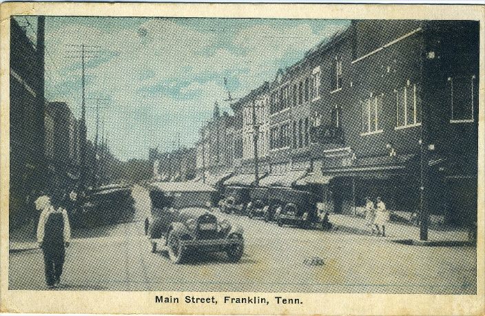 Franklin Main Street