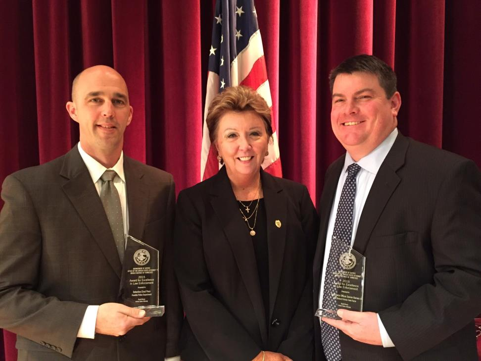Franklin Police Detectives Among Those Honored by Department