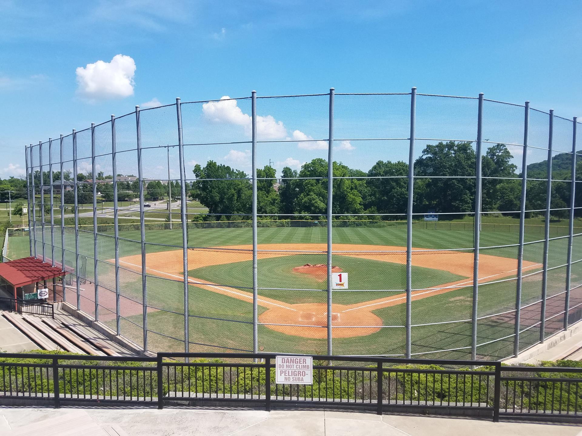 Liberty Park Baseball Field