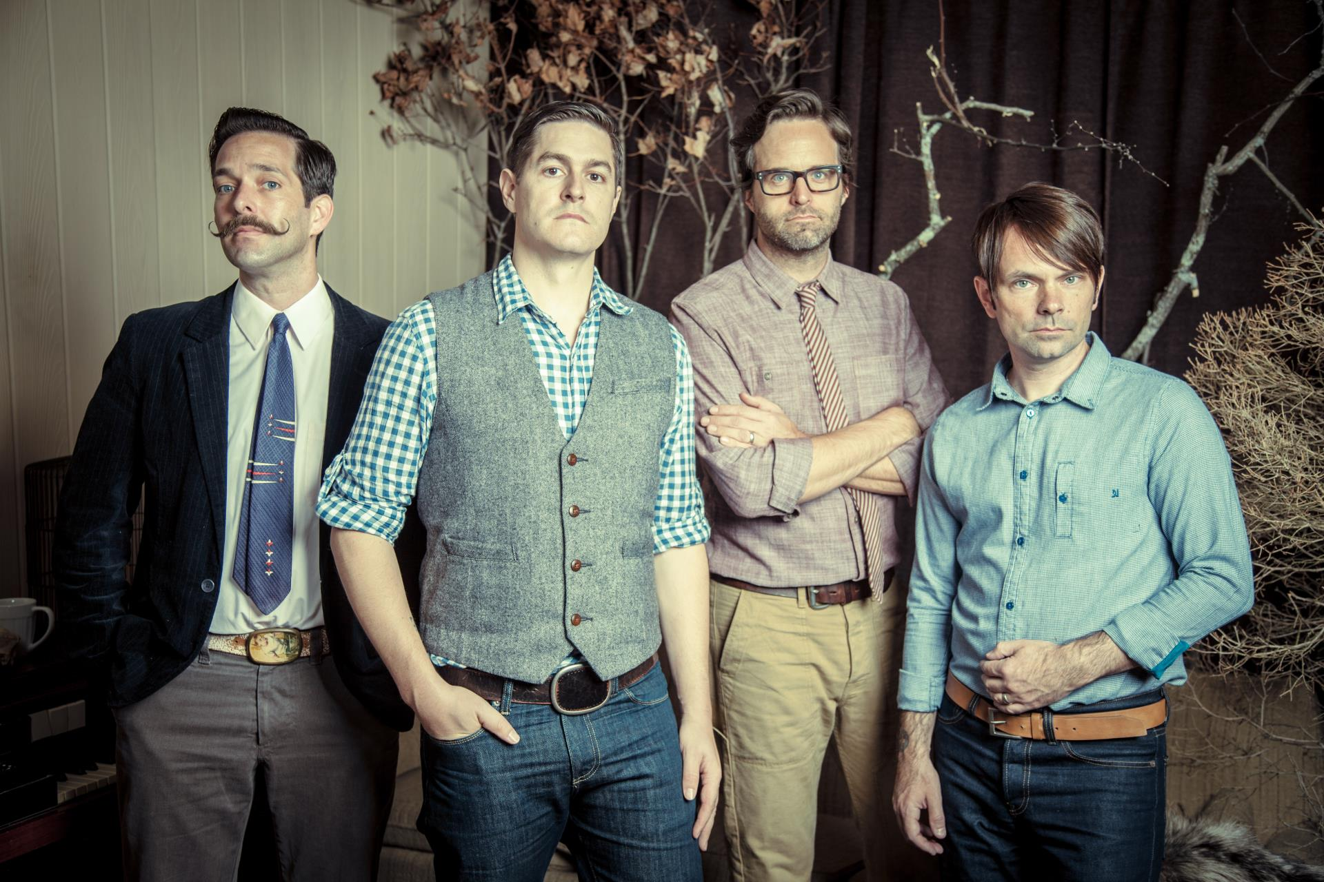 Band photo of Jars of Clay
