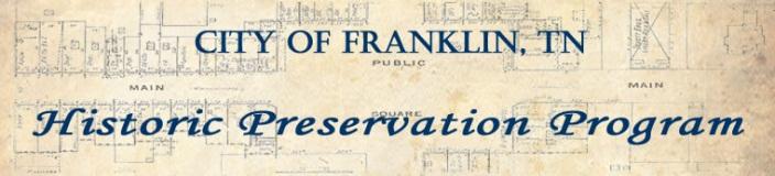 Preservation Banner