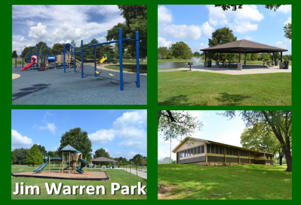 Jim Warren Park | City of Franklin, <b>TN</b>